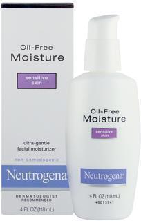 oil free moisture
