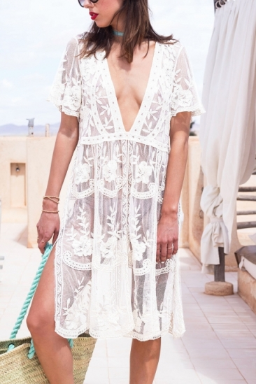 robe Juliette Pretty Wire